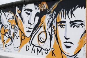 Gesichter in Berlin