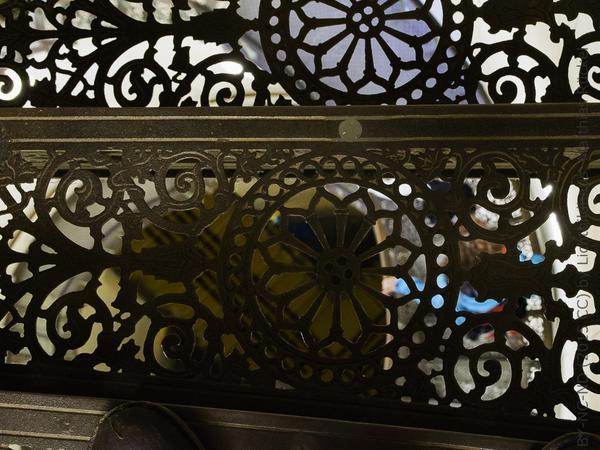 """KW 39 """"Gänsehaut"""" bekomme ich wenn ich auf durchsichtige Stufen trete."""
