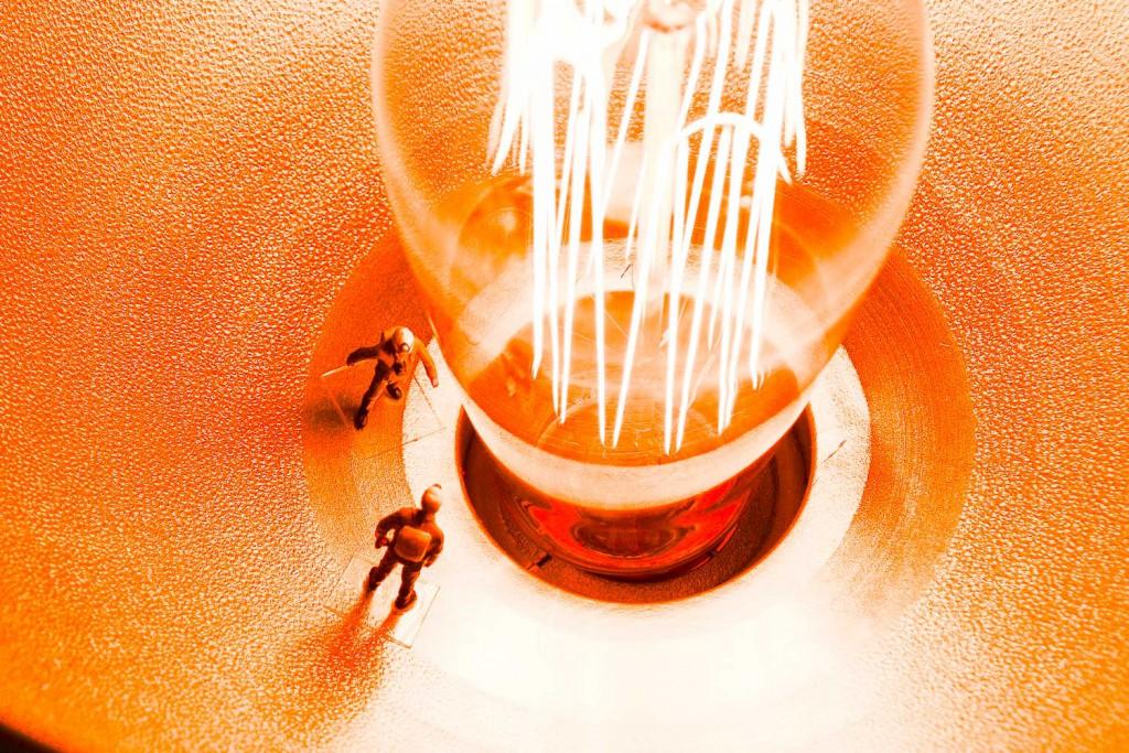 Der Leuchtreaktor