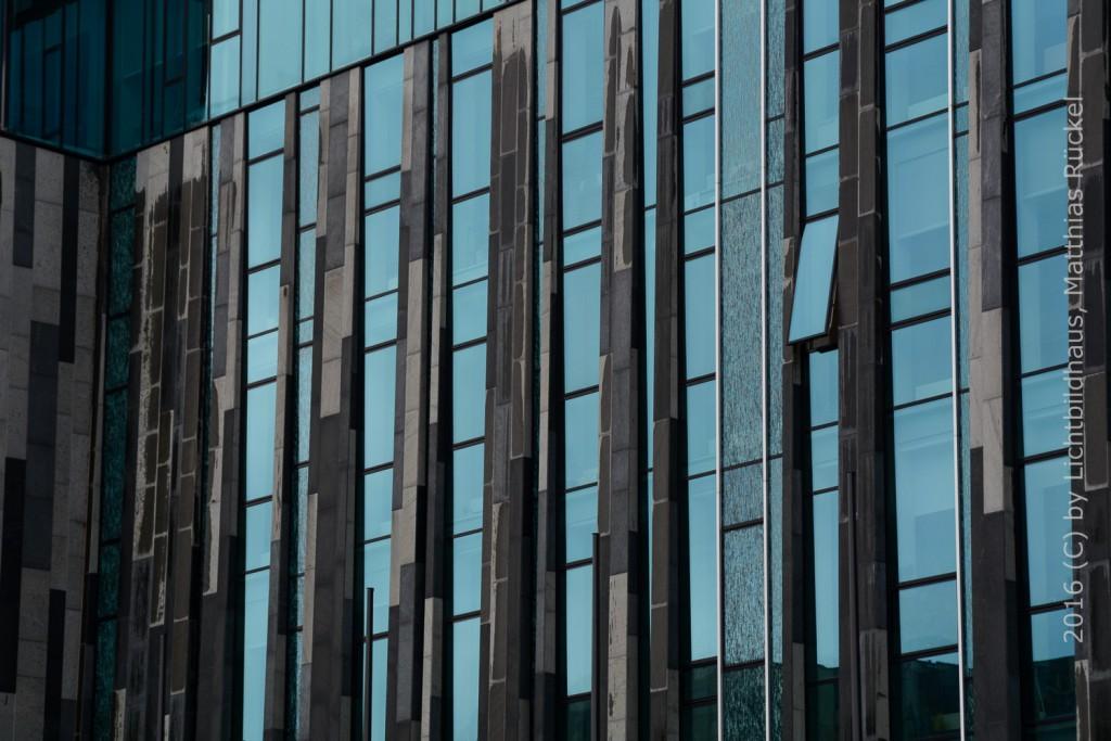 Fassade Universität