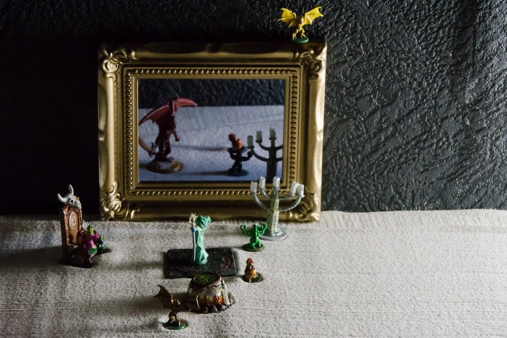 MissionFoto 03: Eine märchenhafte Spiegelung