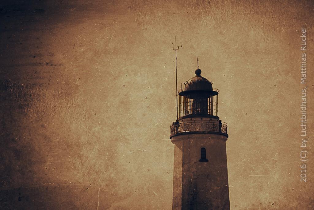 Hiddensee Leuchtfeuer 1906